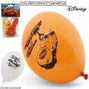 Lot de 5 ballons Disney - Cars