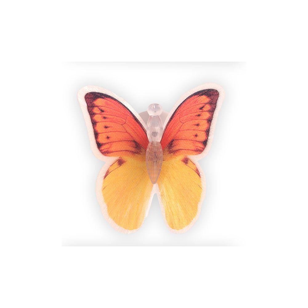 Achat papillon de d coration lumineux led prix de gros for Papillon decoration