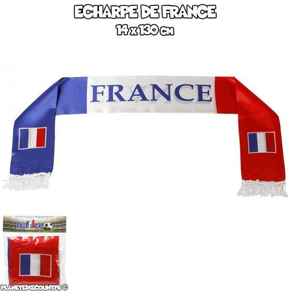 écharpe de supporter - FRANCE