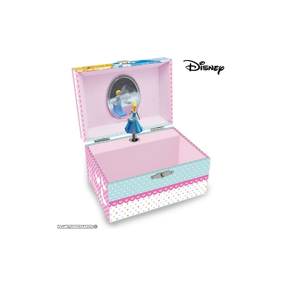 achat bo te bijoux musicale cendrillon disney prix de gros dropshipping. Black Bedroom Furniture Sets. Home Design Ideas