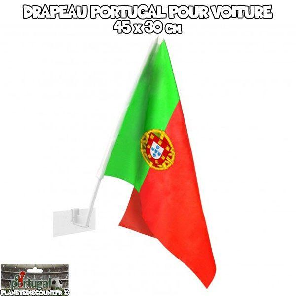 Drapeau pour voiture - PORTUGAL