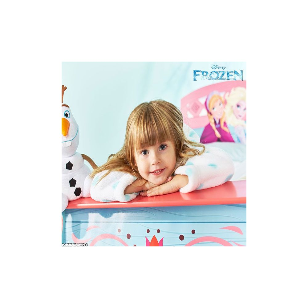 grossiste lit enfant reine des neiges tra neau disney b2b. Black Bedroom Furniture Sets. Home Design Ideas