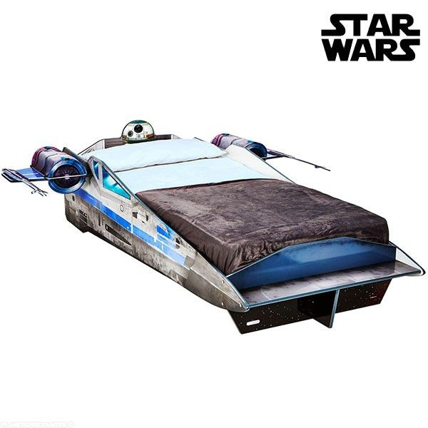 grossiste lit enfant vaisseau guerre des etoiles star wars. Black Bedroom Furniture Sets. Home Design Ideas