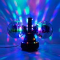 Doubles boules à facettes disco