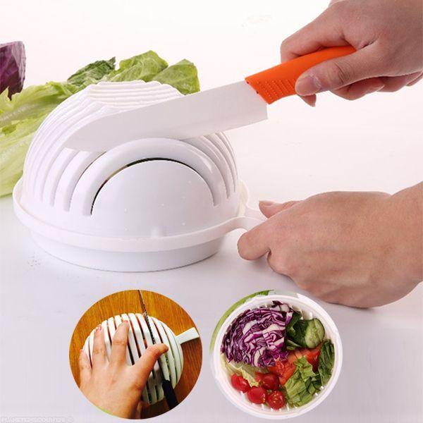 Passoire 60 secondes salade