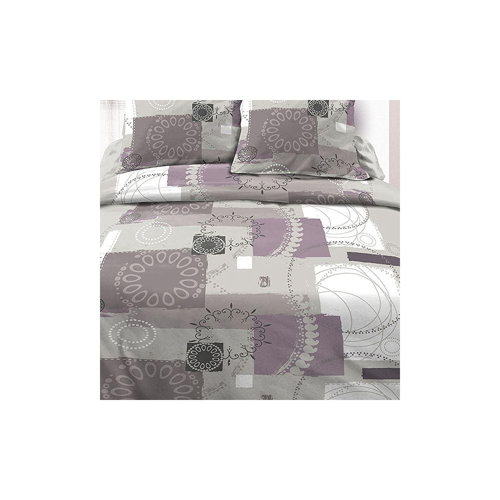 grossiste parure housse de couette 220x240 cm 100 coton g o b2b. Black Bedroom Furniture Sets. Home Design Ideas