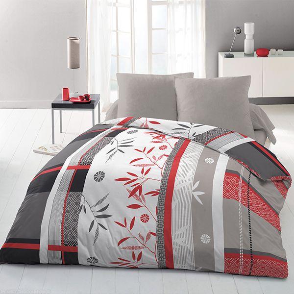 grossiste parure de couette microfibre 3 pi ces 220x240. Black Bedroom Furniture Sets. Home Design Ideas