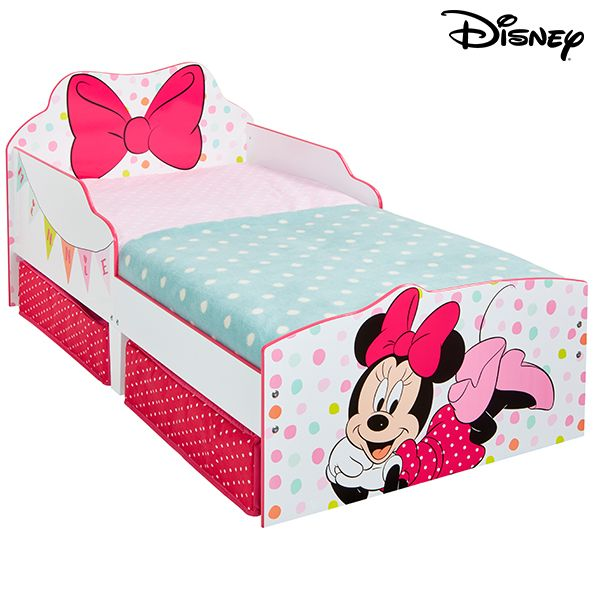 grossiste lit enfant disney minnie mouse b2b disney. Black Bedroom Furniture Sets. Home Design Ideas