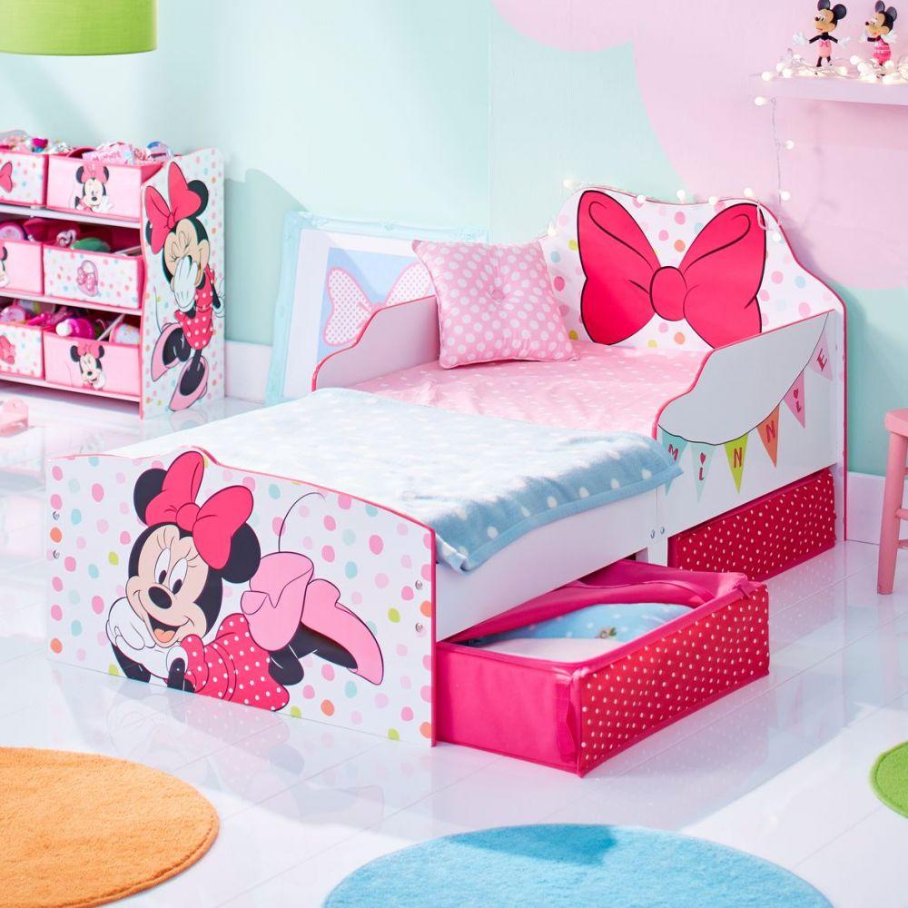 lit enfant disney minnie mouse - Lit Minnie